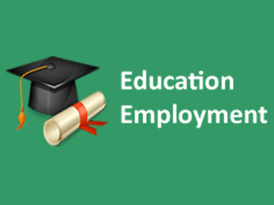 educationemployment in india